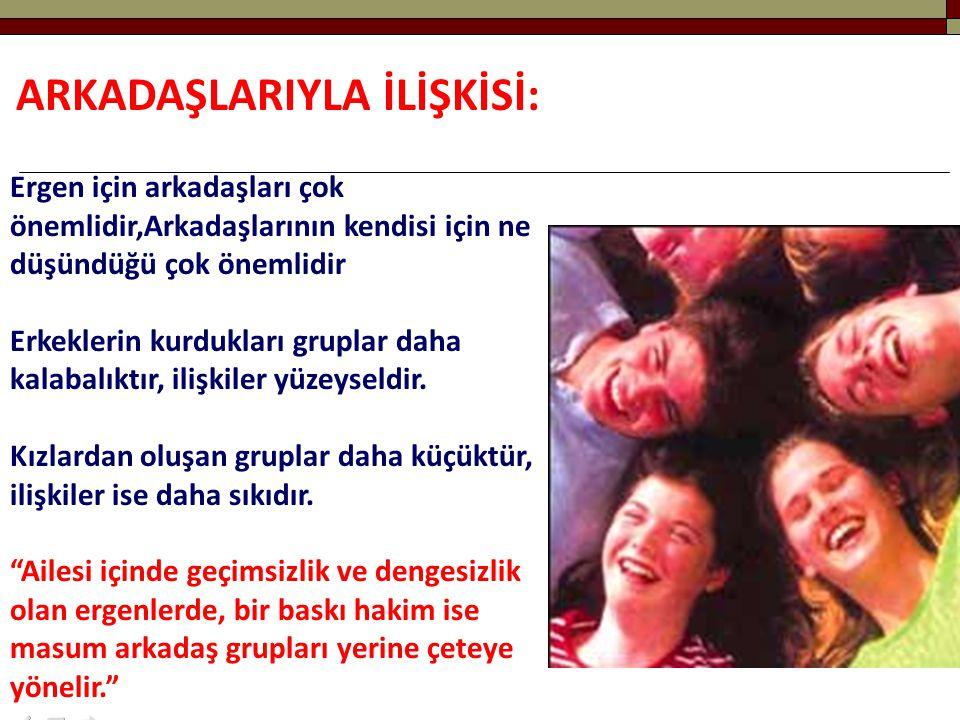 ERGENLE İLETİŞİM NASIL OLMALIDIR.