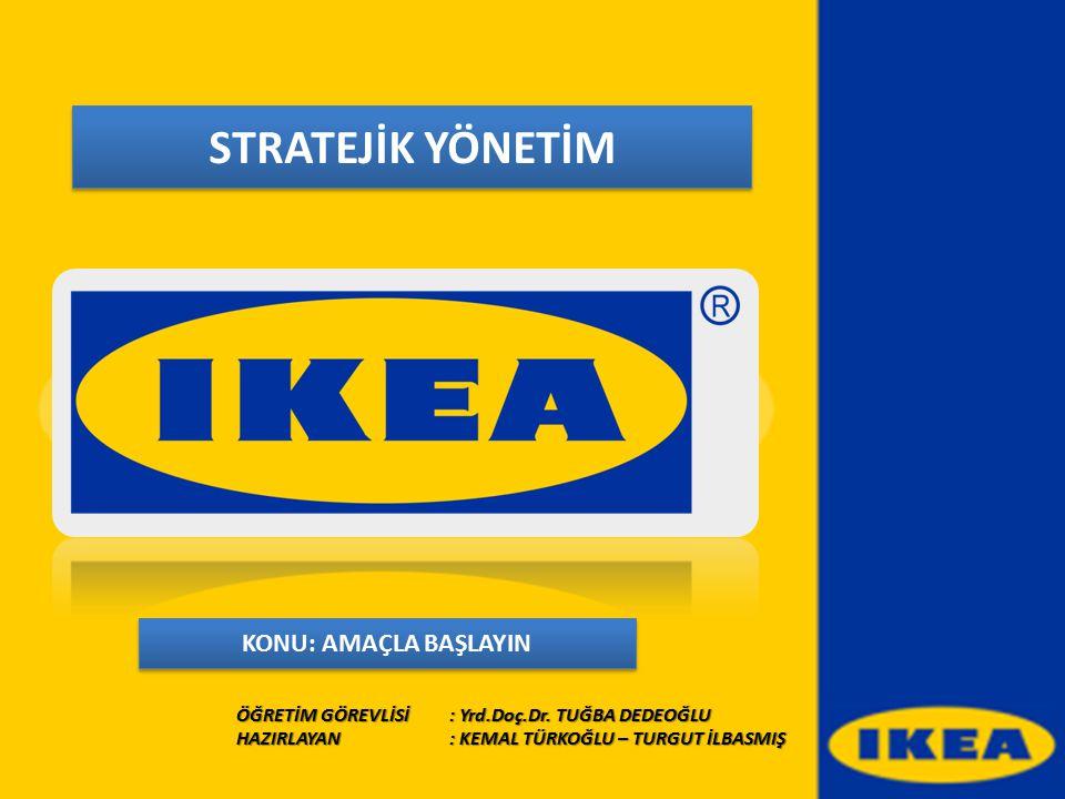 IKEA'yı FARKLI Kılan Stratejiler Anlamlı Düşük Fiyat; öyle ki rakipleri ile arasında derece farkı değil tür farkı var.