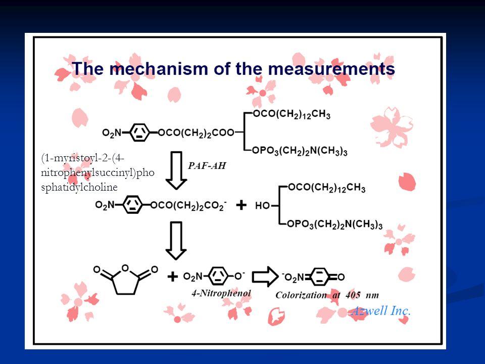 (1-myristoyl-2-(4- nitrophenylsuccinyl)pho sphatidylcholine