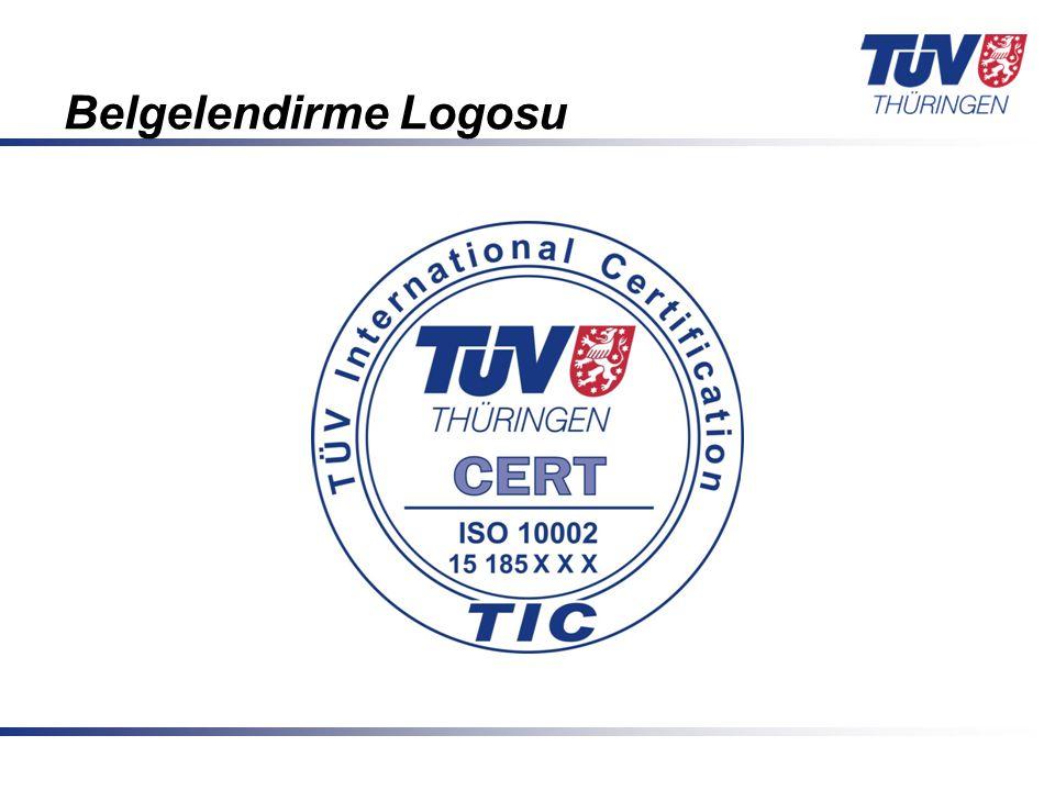 Mit Sicherheit in guten Händen! © TÜV Thüringen Anlagentechnik GmbH & Co. KG Belgelendirme Logosu