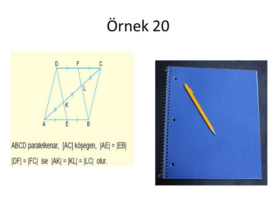 Örnek 20
