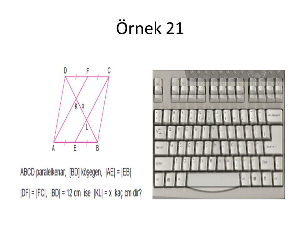 Örnek 21