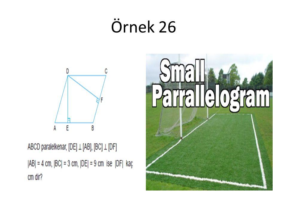 Örnek 26