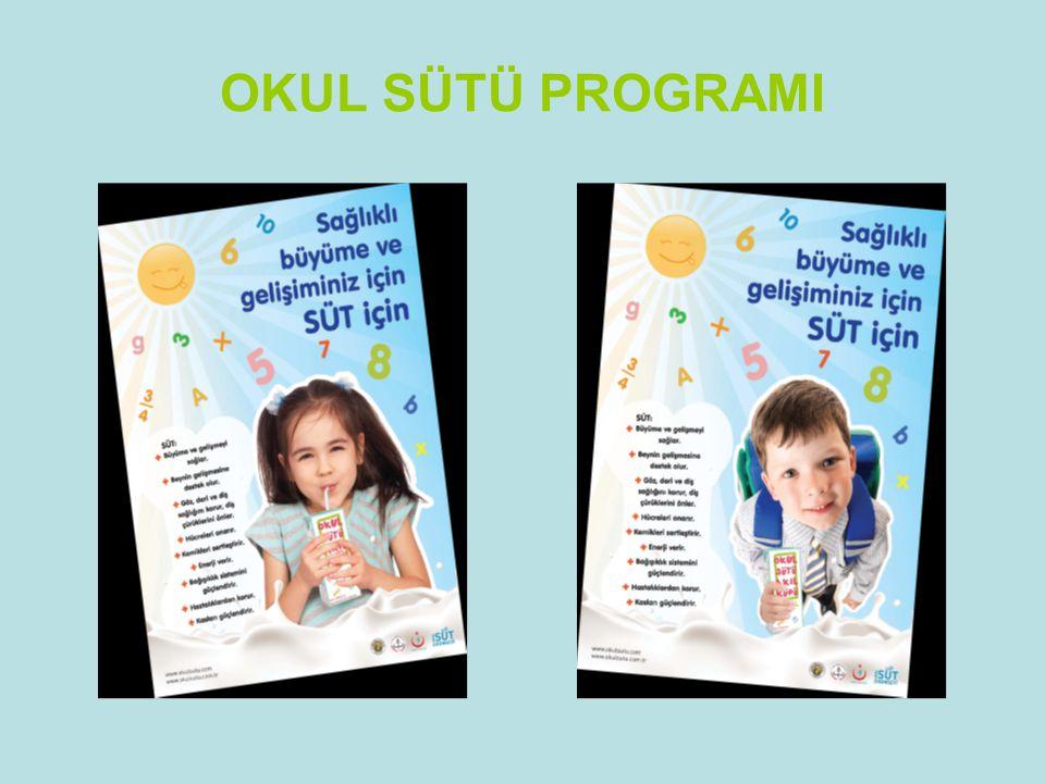  Süt Alerjisi ve/veya laktoz intoleransı varlığı tespit edilen öğrencilerin bilgileri ve veli izin bilgilerinin e- Okul sistemine ( süt duyarlılığı, süt rahatsızlığı modülüne) işlenmesi, süt duyarlılığısüt rahatsızlığı  Herhangi bir öğrencide süt alerjisi ve/veya süt içilmesinden kaynaklanan rahatsızlıkların gelişmesi durumunda 112 Acil Yardım Merkezinin aranması veya velisinin bilgisi dahilinde en yakın sağlık kuruluşuna sevk edilmesi,  Program hakkında velilere bilgilendirme yapılması ve dağıtım öncesinde veli izninin de yer aldığı Süt Alerjisi ve/veya Laktoz İntoleransı Varlığı Tespiti ve Süt İçimi Veli İzin Formu'nun doldurtulması, Tespiti ve Süt İçimi Veli İzin Formu