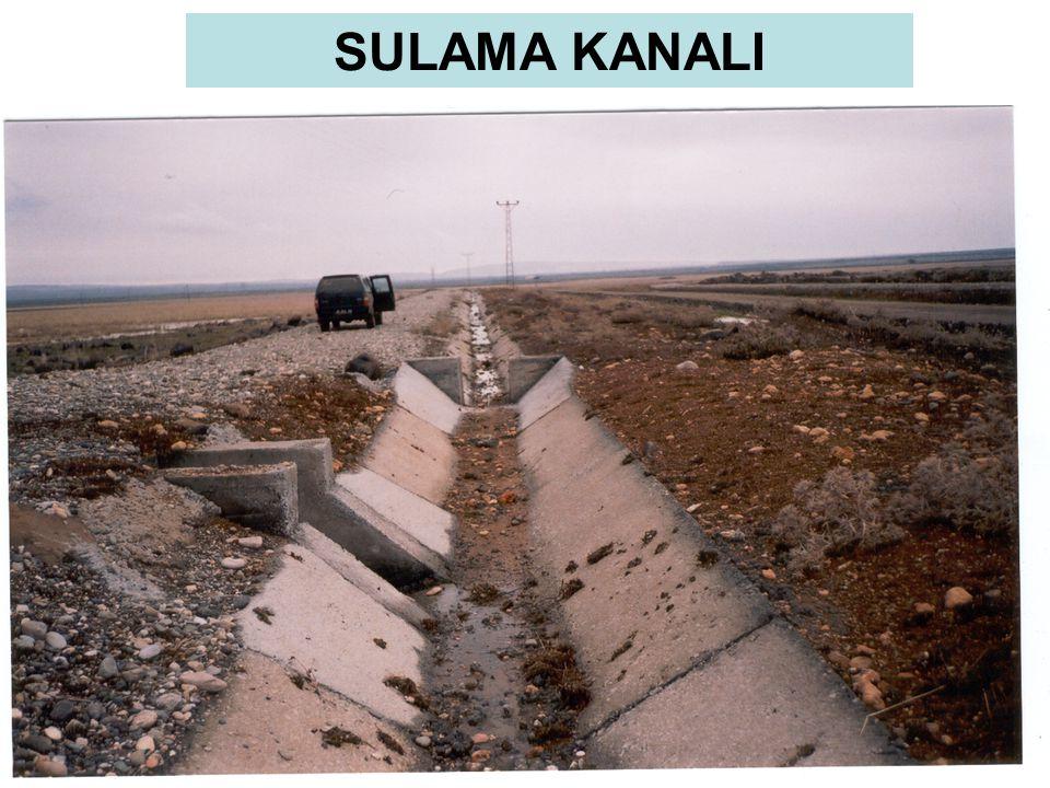 SULAMA KANALI