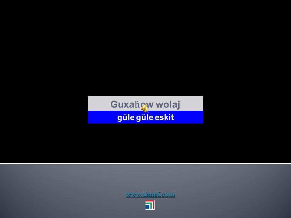 www.danef.com Berawutıjı Güle güle eskit