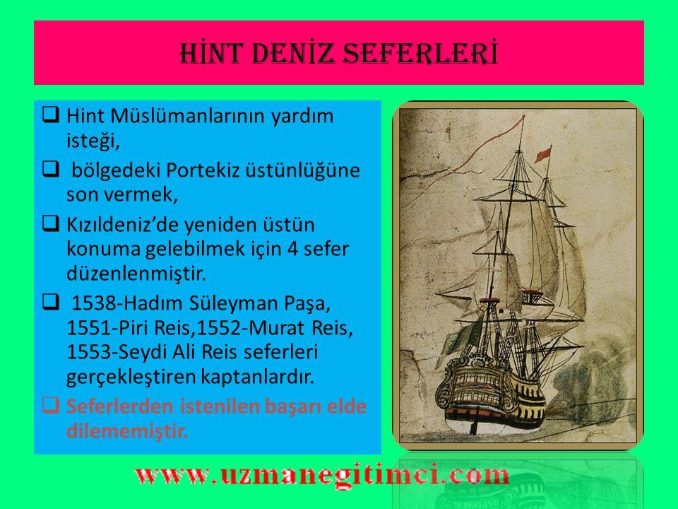 OSMANLI- İ RAN İ L İŞ K İ LER İ (1534-1555)  Kanuni'nin Avrupa ile ilgilenmesinden faydalanan İran, sınırda karışıklıklar çıkarmıştır.
