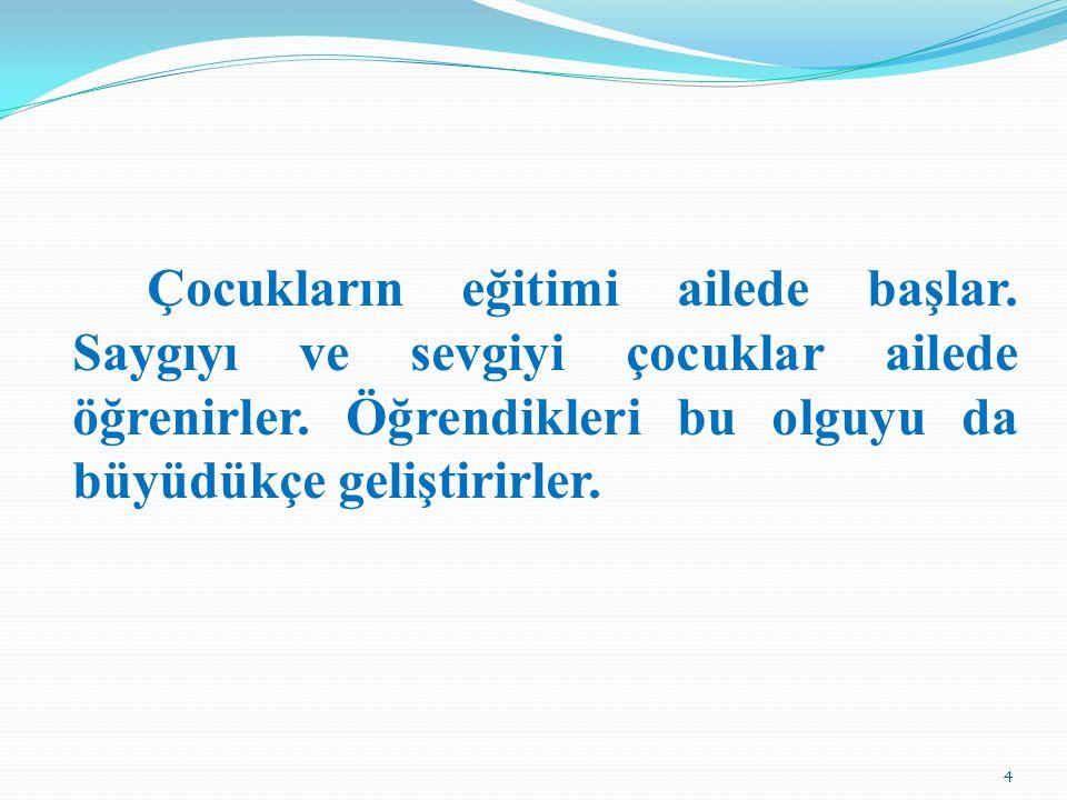 Saygı düzenin anahtarıdır. Atatürk 25