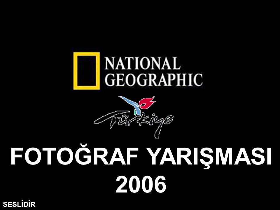 SESLİDİR FOTOĞRAF YARIŞMASI 2006