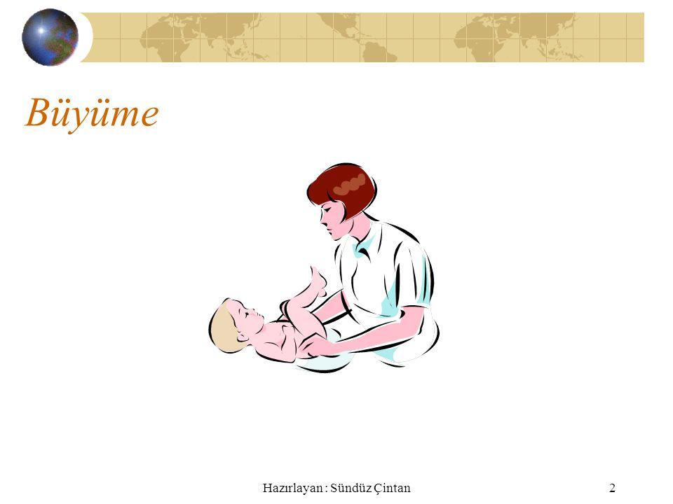 Hazırlayan : Sündüz Çintan12 Hastalanınca Neler Yapılır.