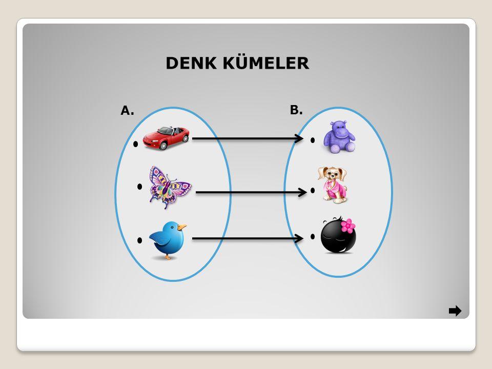 A. B. DENK KÜMELER