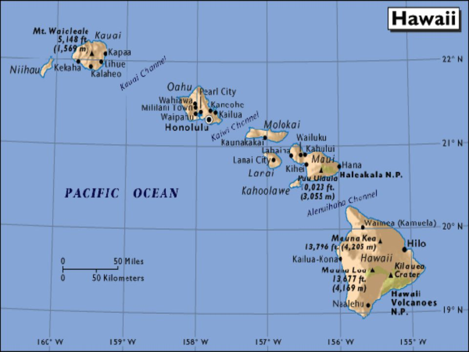 Waikiki, Oahu,