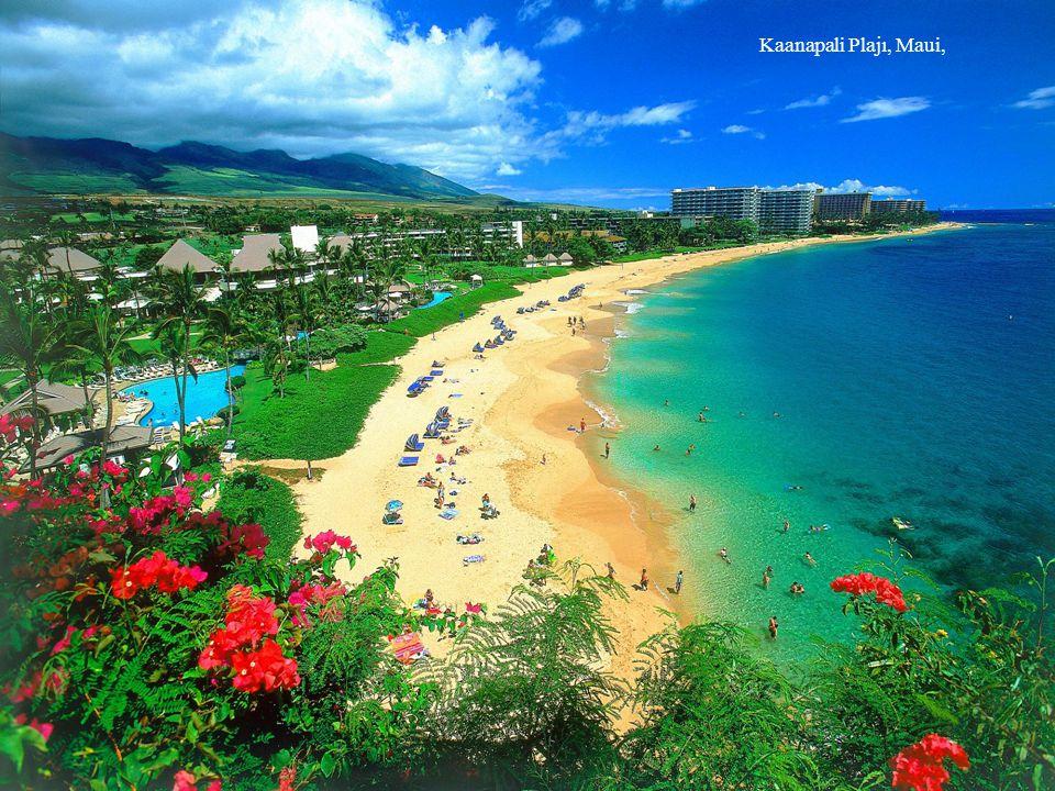 Kaanapali Plajı, Maui,
