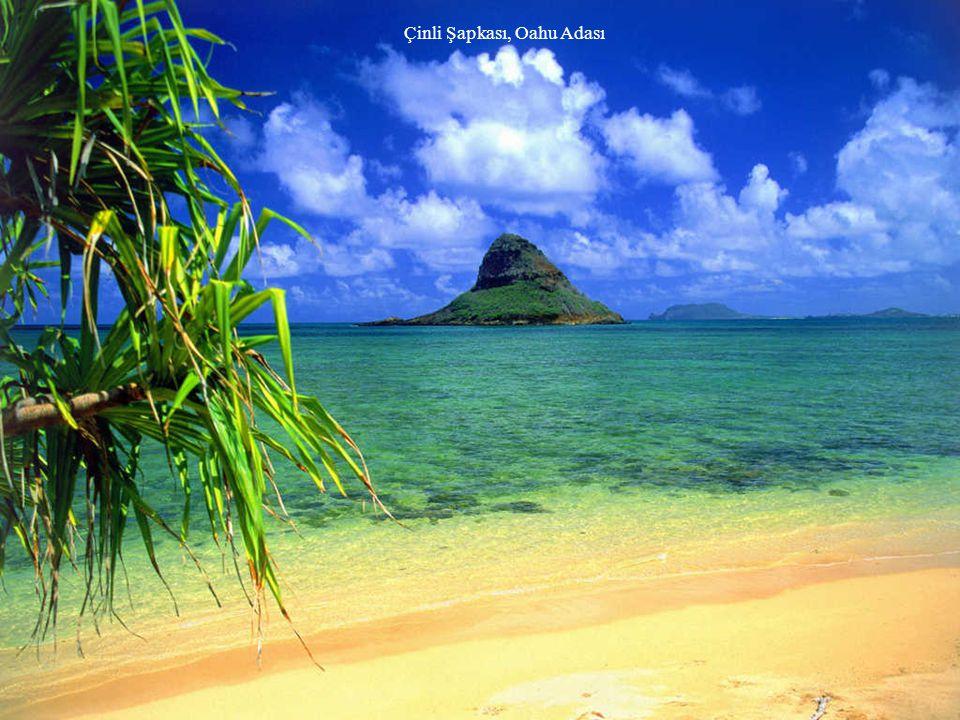 Kona Sahili, Büyük Ada