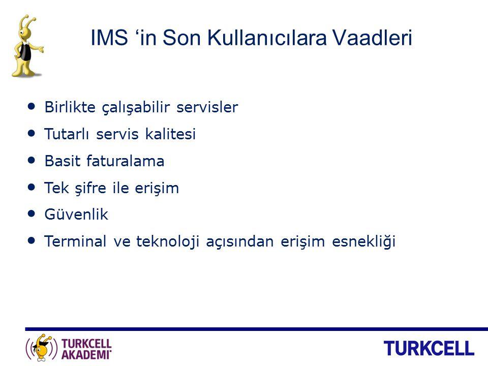 IMS Şebeke Mimarisi PSTN Dikey MimariIMS Mimarisi WLANRAN IP Multimedia Subsystem...