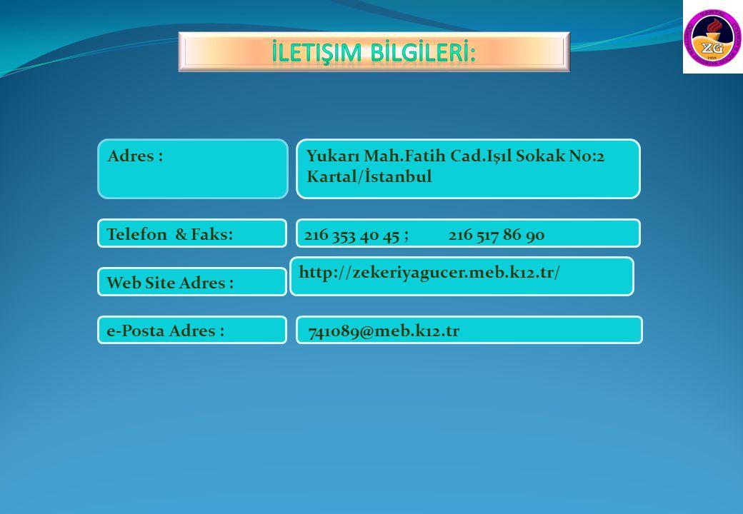 İLKOKUL ŞUBE ÖĞRENCİ SAYILARI SINIFERKEKKIZTOPLAM 4/E191534 4/F162137 4/G161531 4/H181230 48