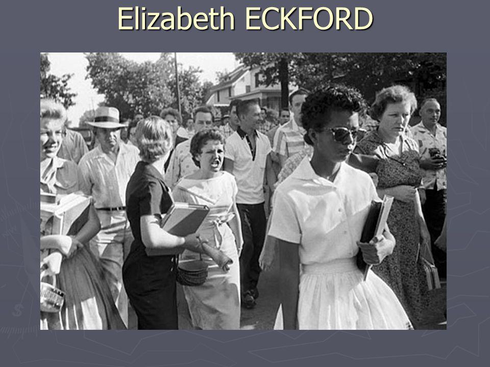 Elizabeth ECKFORD