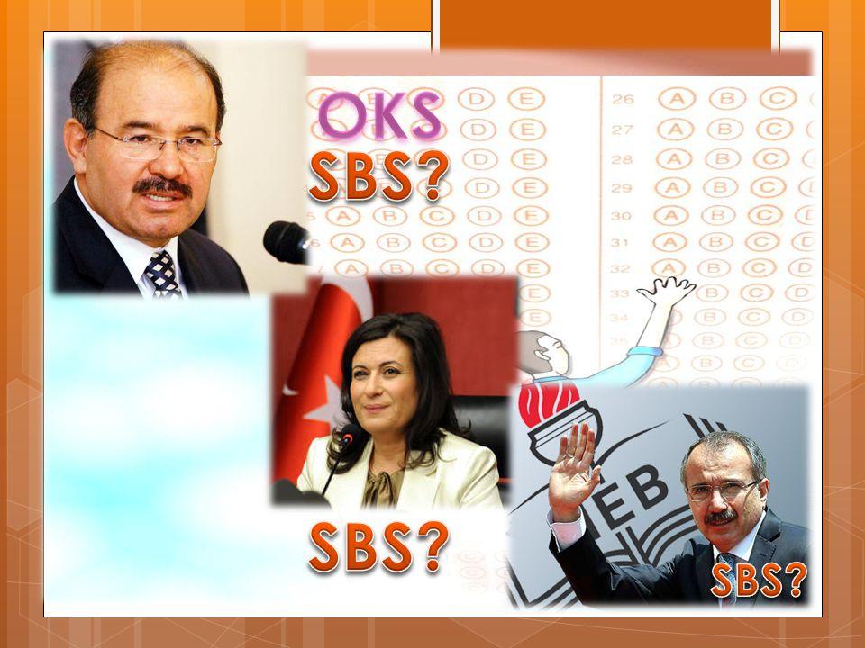 SBS 100 – 700 (%70) 8.Sınıf YBP %10 7. Sınıf YBP %10 6.
