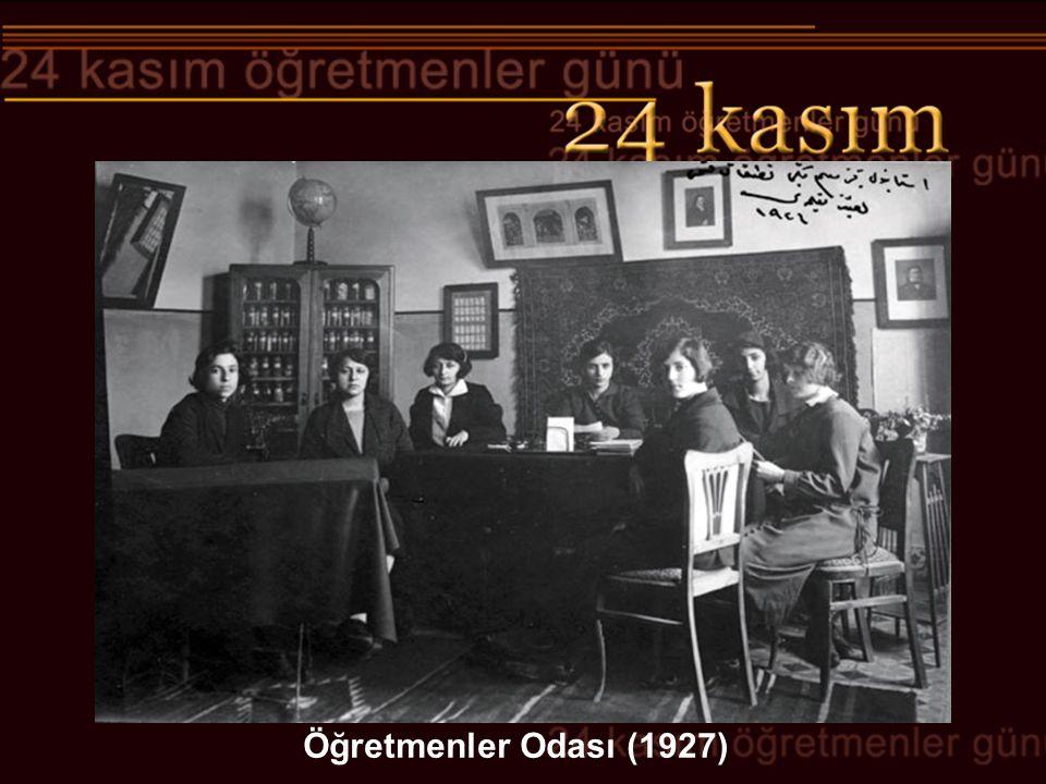 Öğretmenler Odası (1927)