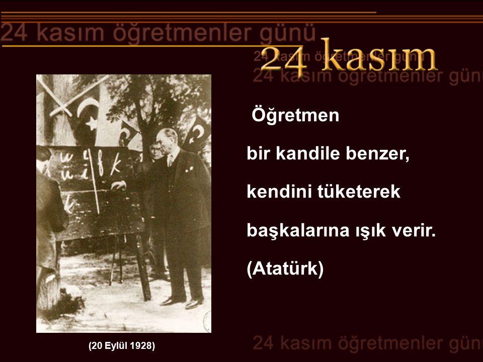 Aydın 7 Eylül Mektebi (1926) Ana ve babaların çocuklarına bırakacakları en büyük miras; eğitimdir.