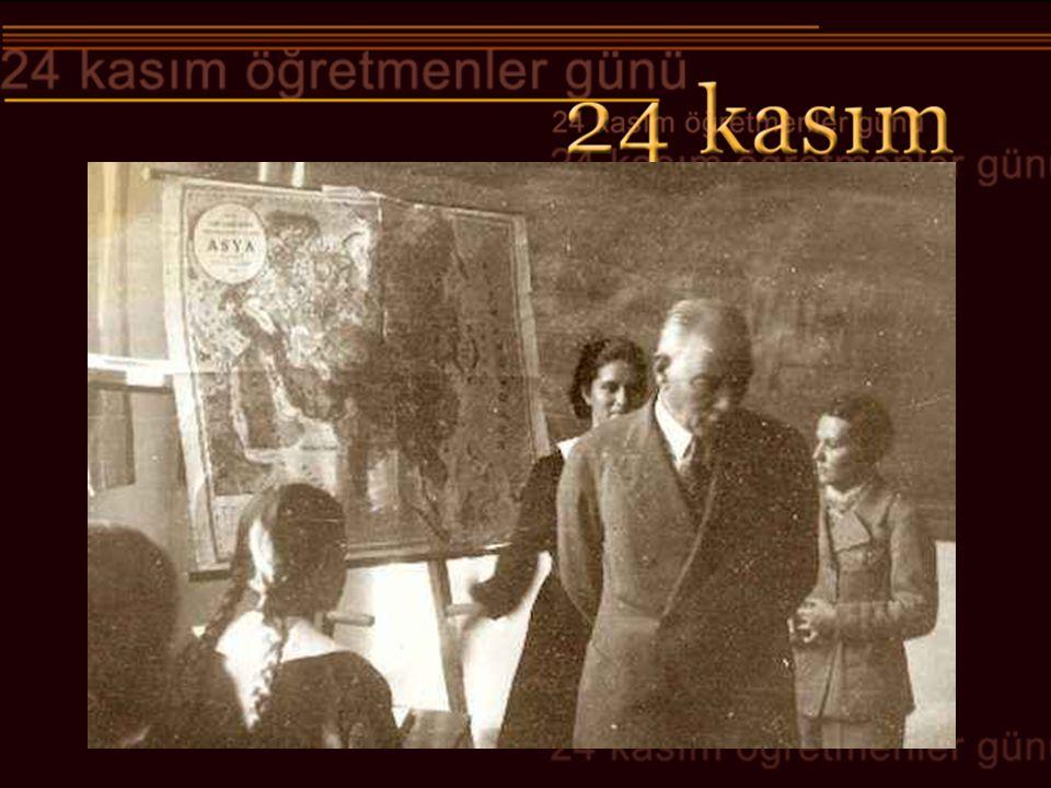 Bolu Paşaköy İlkokulu - Müzik Dersinde (1953)