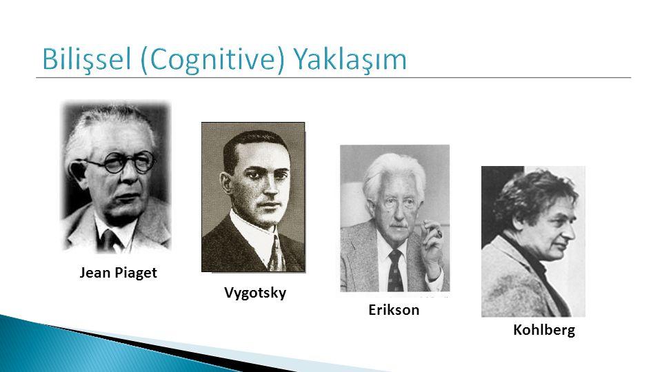 Jean Piaget Vygotsky Erikson Kohlberg