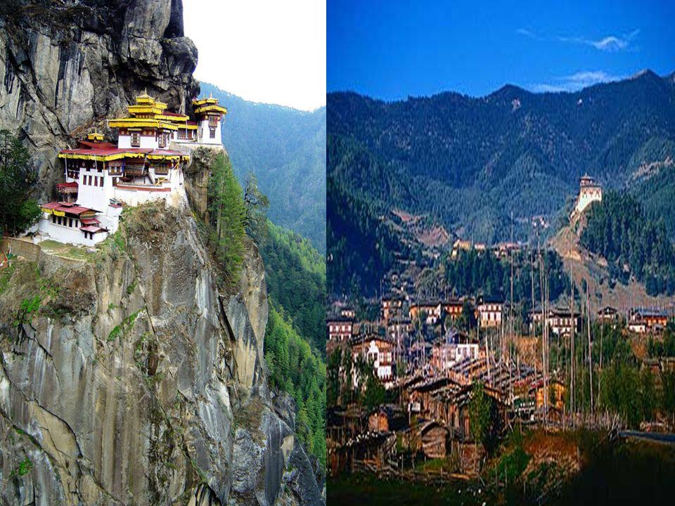 Ekonomisi 8 Ağustos 1949 da bağımsızlık kazanan Butan ın dış ilişkilerini Hindistan yürütmektedir.