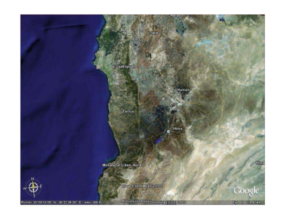 Ölü Deniz Fay Zonunda Atım miktarı Atım miktarı Kuzey ve Güney kesimlerde farklıdır.