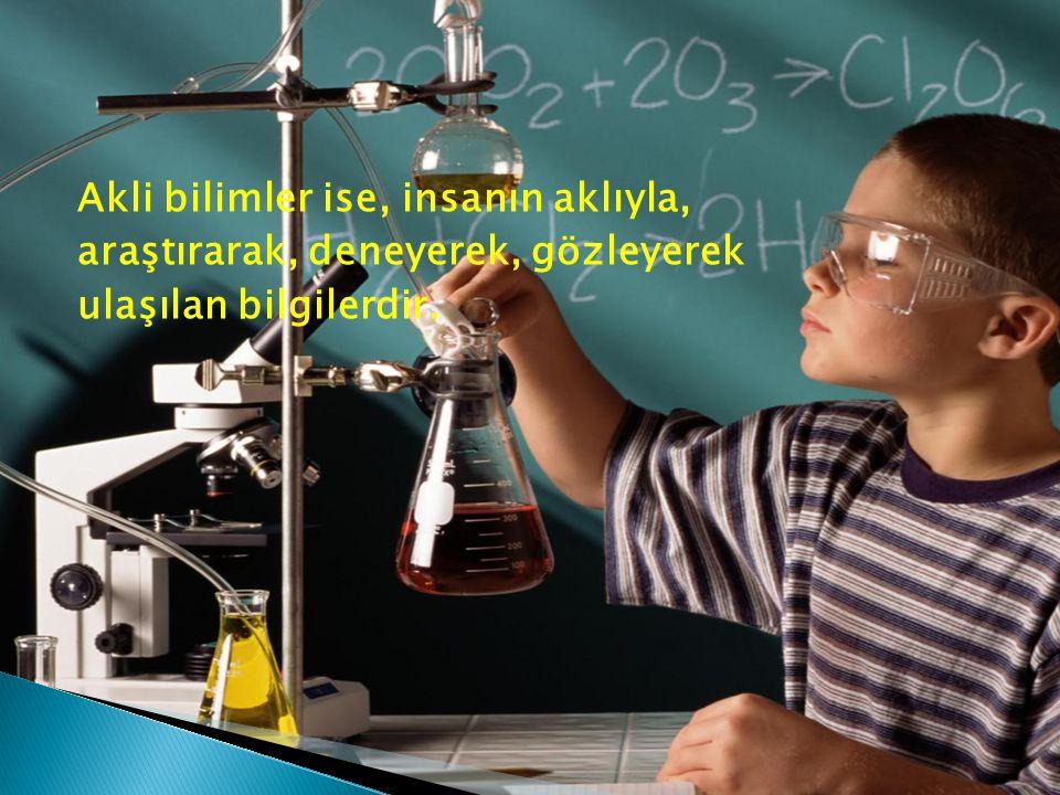  Osmanlı devletinde bilim ilk olarak Orhan Bey zamanında 1330 yıllarında kurulan İznik Medresesi ile başlar.