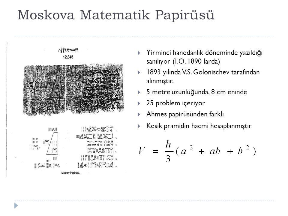 Euclides'in Elements Kitabında Yer Alan İki Önerme