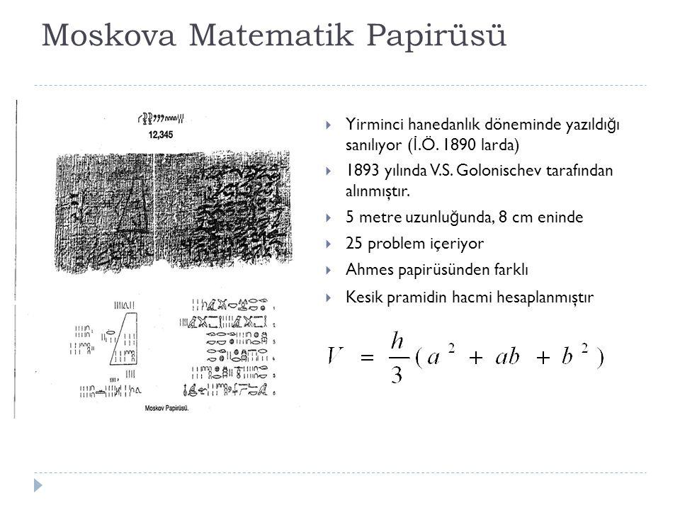 EUDOXUS İ.Ö.408?-355  Knidos'lu bir düşünür, astronom ve matematikçidir.