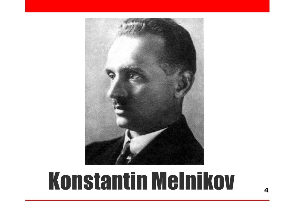 Konstantin Melnikov 4