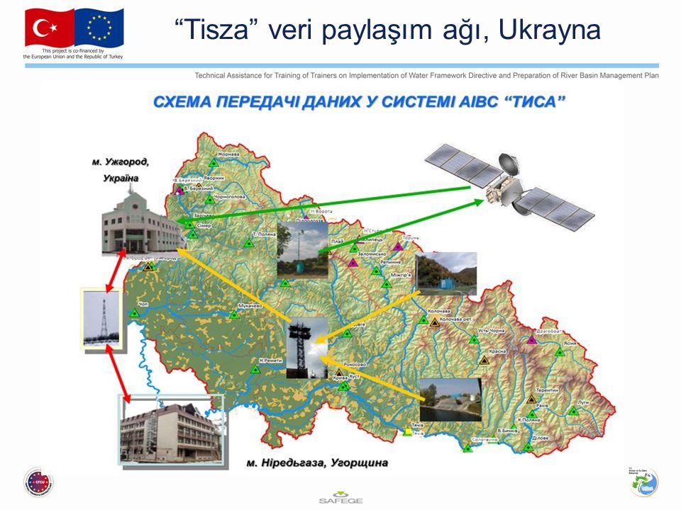 """""""Tisza"""" veri paylaşım ağı, Ukrayna"""