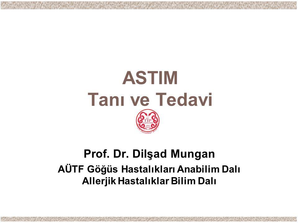 ASTIM Tanı ve Tedavi Prof.Dr.