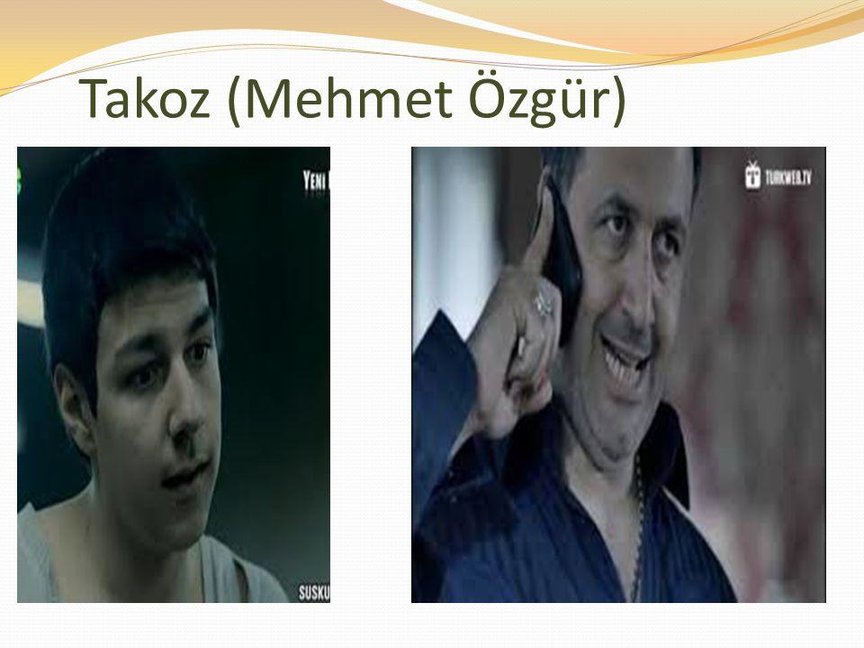 Takoz (Mehmet Özgür)