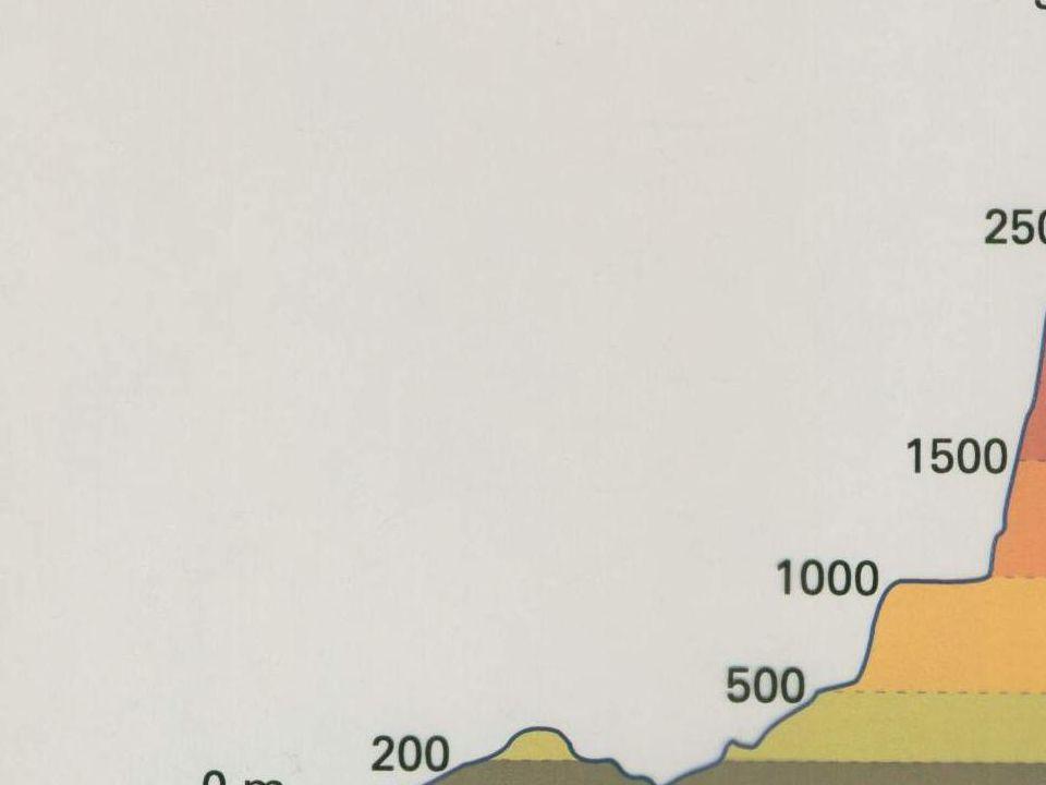 DENİZLER VE GÖLLER Haritalarda genellikle deniz ve göller mavinin tonlarıyla gösterilmektedir.