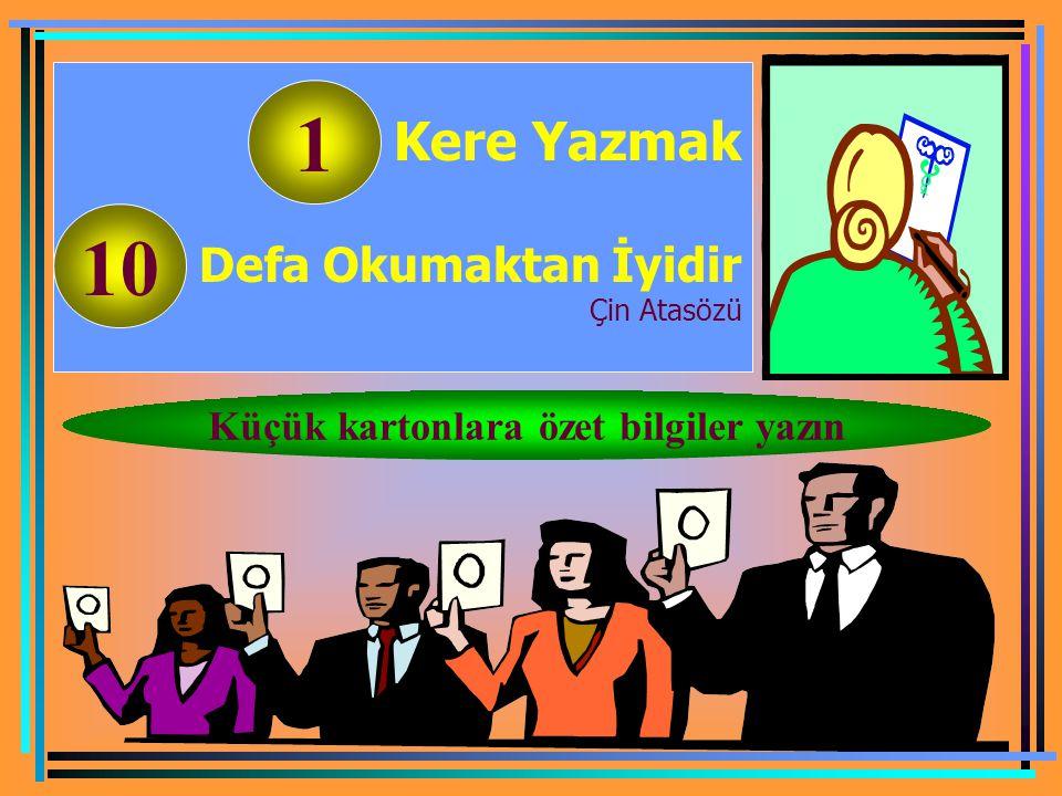 Verimli Ders Çalışma Teknikleri SİNCAN REHBERLİK VE ARAŞTIRMA MERKEZİ dkaya70@hotmail.com Sundu.......