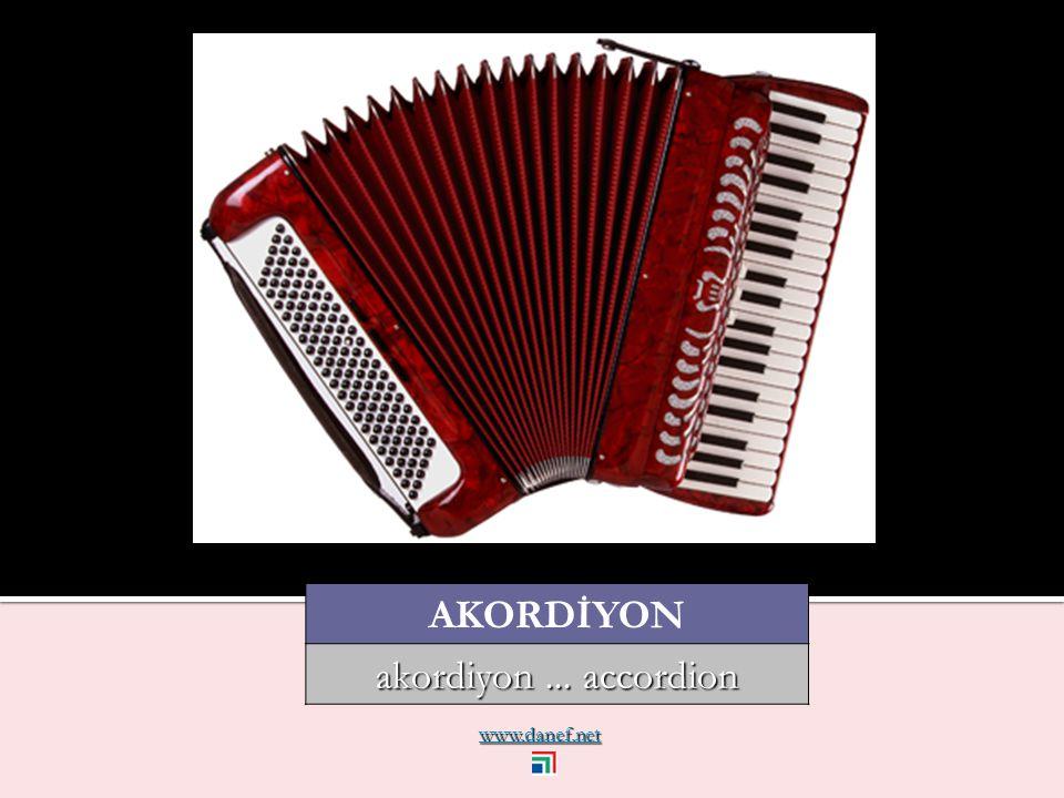www.danef.net AKORDİYON akordiyon... accordion