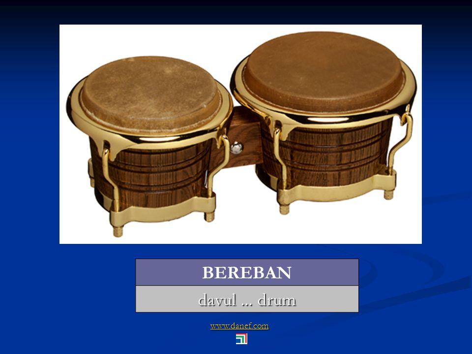 www.danef.com BEREBAN davul... drum