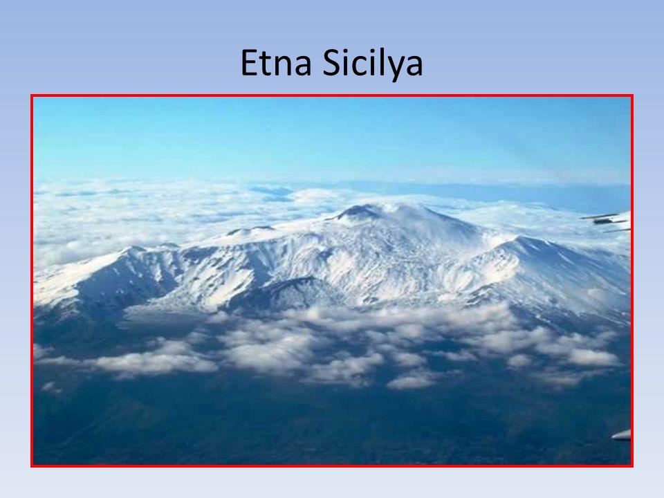 Etna Sicilya