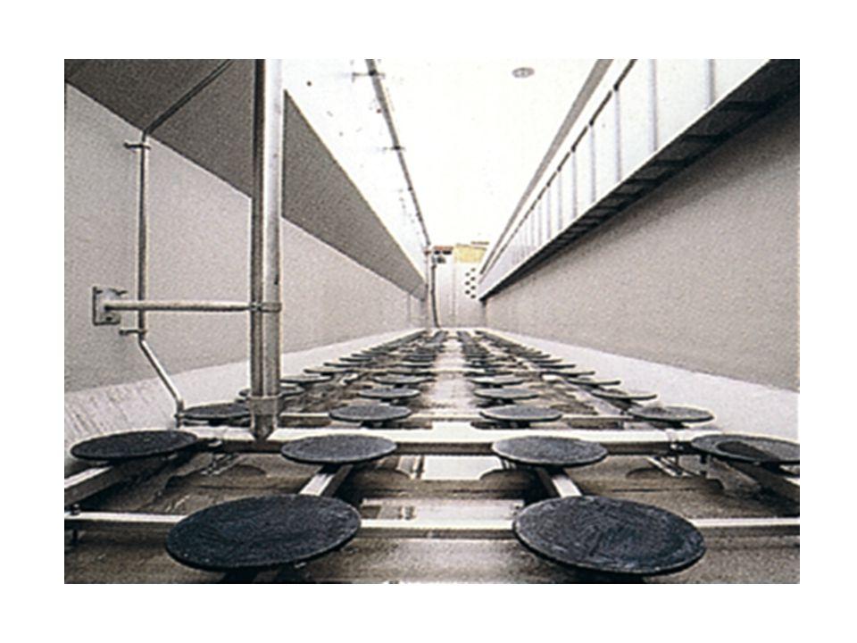 * Genelde dar alanda çok miktarda hava verilmesi gereken yerlerde tüp difüzör kullanılır