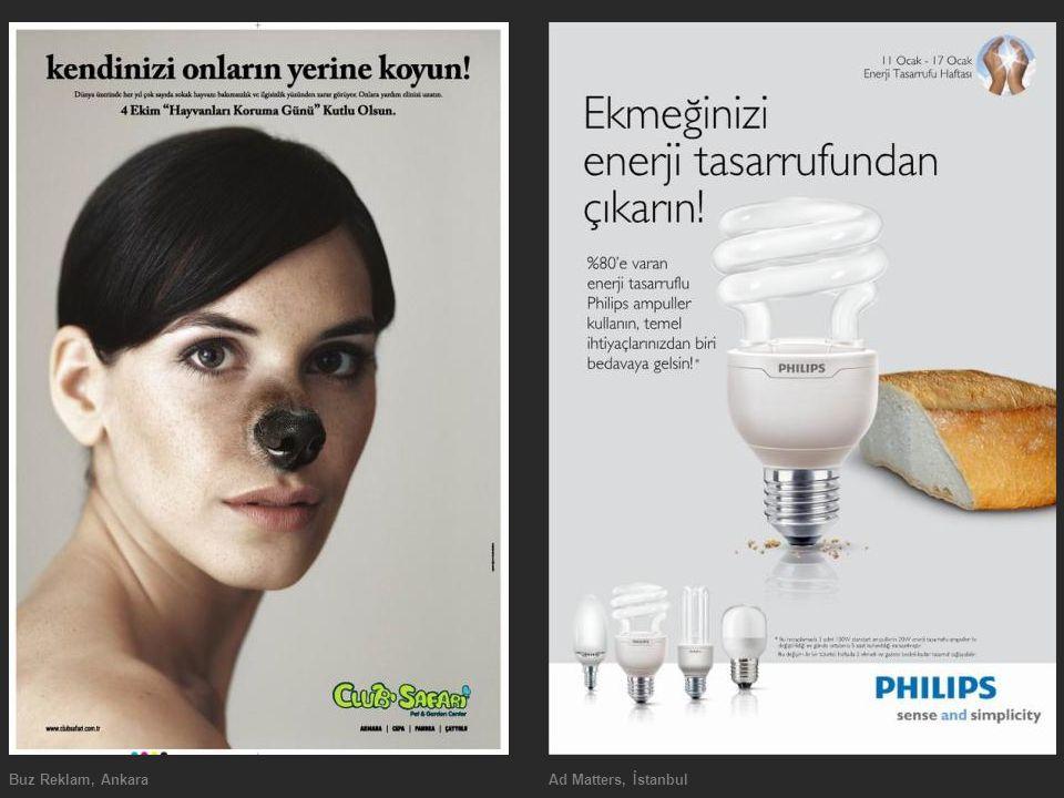 Buz Reklam, Ankara Ad Matters, İstanbul
