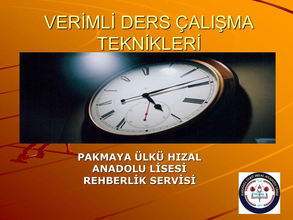ÇALIŞIYORUM ; GELECEĞİMİ ÖNEMSİYORUM !!!!!!