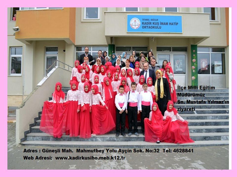 Minik Yüreklerden Ulvi Nağmeler Projemiz Bienal Gençlik ve Çocuk Festivaline katılım..
