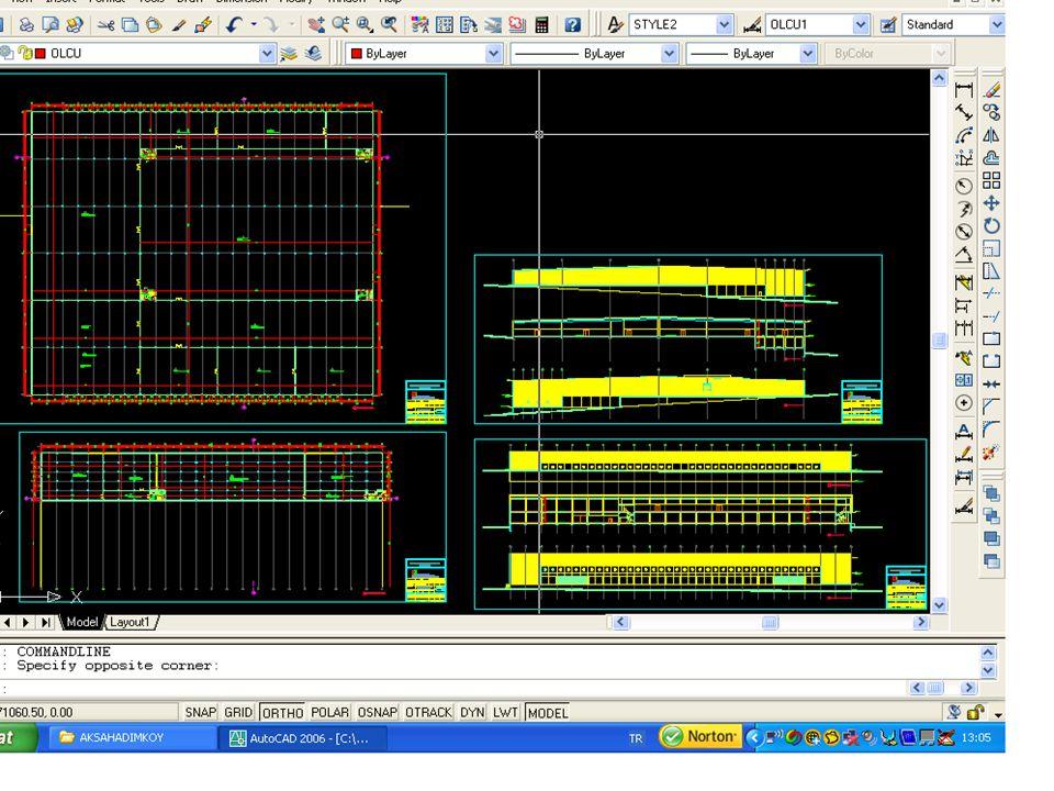03/03/2012 Çiğdem Paker29 Aksa Jeneratör Fabrikası Projesi, Hadımköy Vaziyet Planı 1/200 Plan, Kesit, Görünüşler 1/50