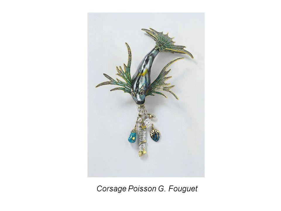 Corsage Poisson G. Fouguet