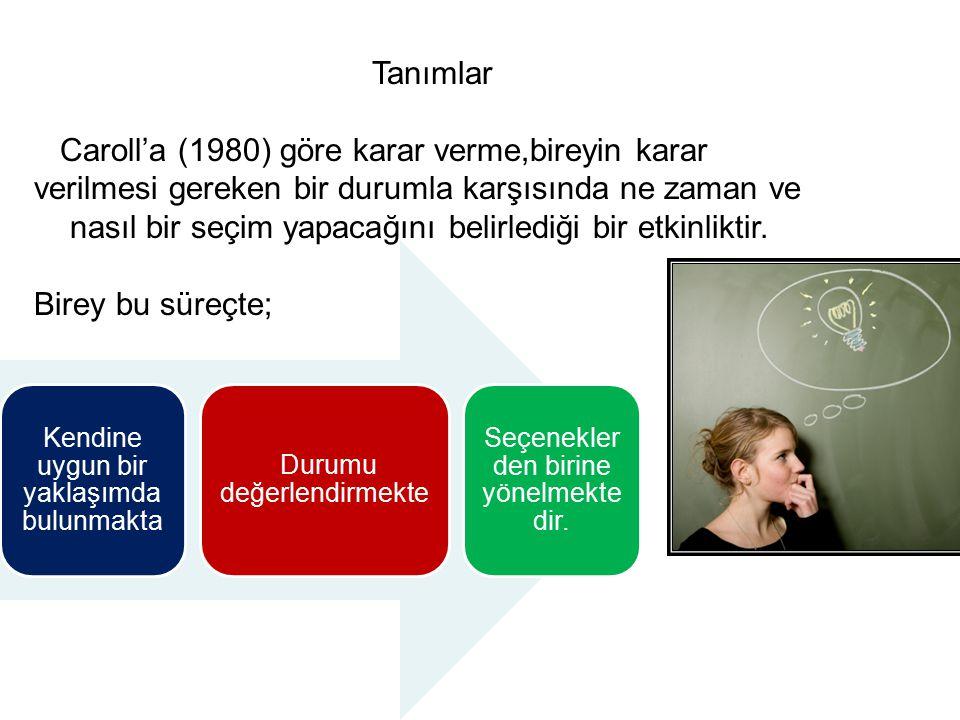 İkinci görüş ise temel olarak problem çözmenin 6 temel basamağı olduğunu belirtmiştir.