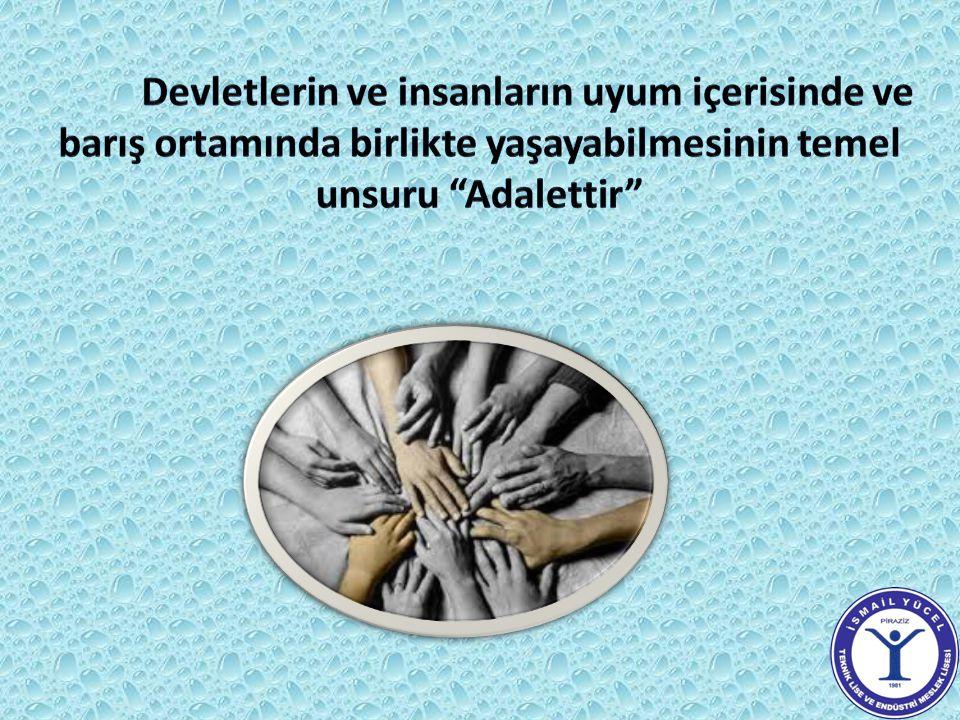 Yurtta barış, dünyada barış. Mustafa Kemal Atatürk