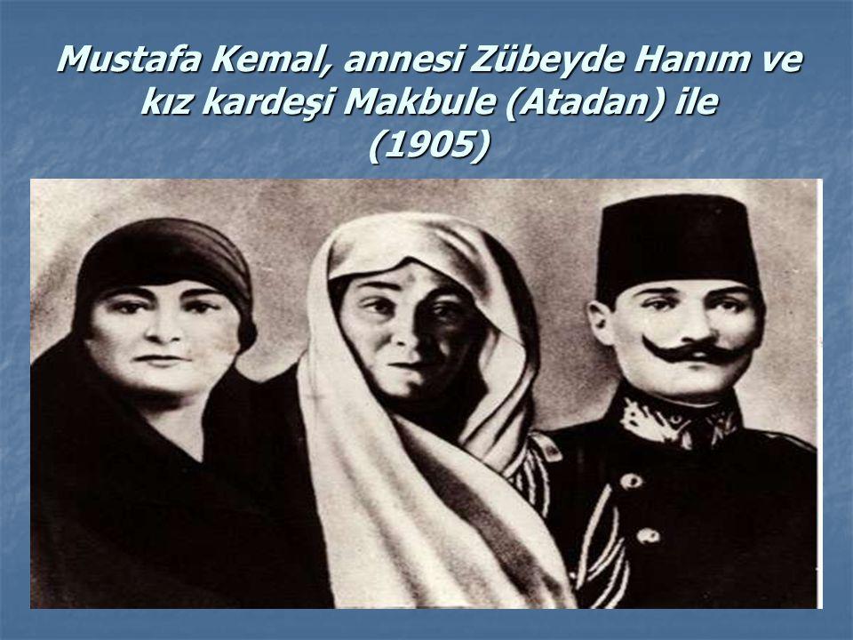 Gazi Mustafa Kemal, Büyük Nutkuna başlarken...