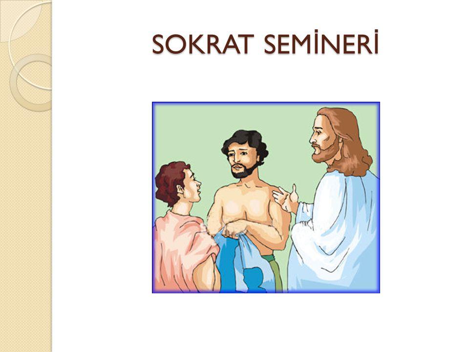 Yunan felsefecisi, filozofu ve düşünürü Sokrates, M.Ö.